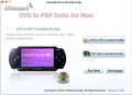 4Videosoft DVD to PSP Suite for Mac 1