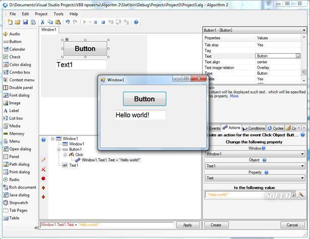 Algorithm Screenshot 2