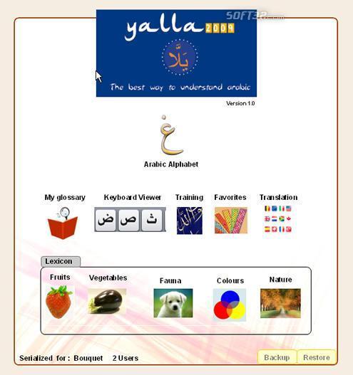 Yalla-2009 Screenshot 1