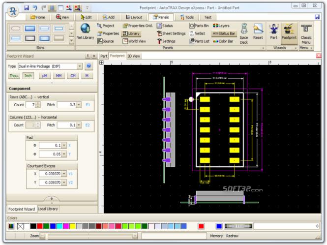 AutoTRAX Design Express Screenshot 2