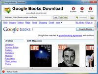 Google Books Download Screenshot 1