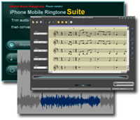 Mobile Music Polyphonic (Ringtone Suite) Screenshot