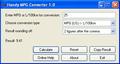 Handy MPG Converter 1