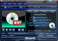 Bigasoft DVD to AVI Converter 1
