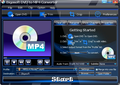 Bigasoft DVD to MP4 Converter 1