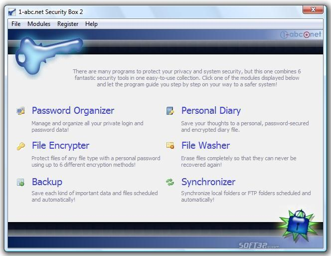 1-abc.net Security Box Screenshot 2