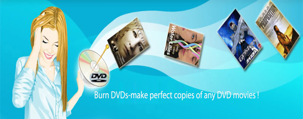 Burn DVDs Screenshot 1
