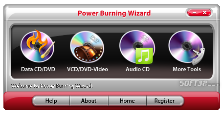 Power Burning Wizard Screenshot 2