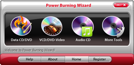 Power Burning Wizard Screenshot