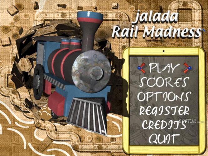 jalada Rail Madness Screenshot 2