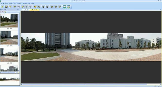 DreamStitch Screenshot