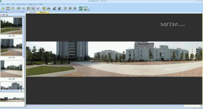 DreamStitch Screenshot 2