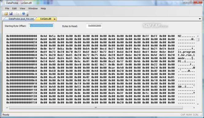 DataProbe Screenshot 3