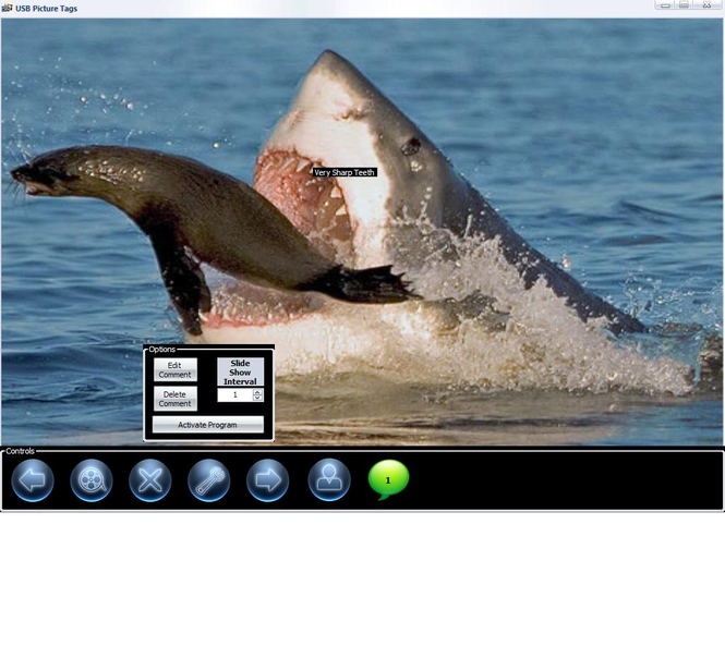 USB Picture Tags Screenshot
