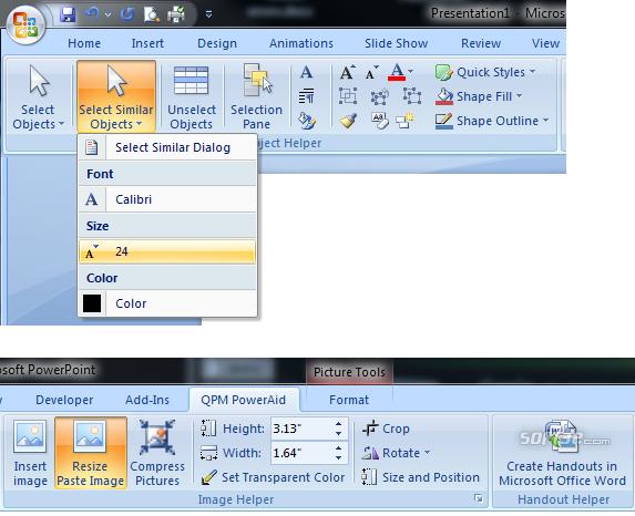 PowerAid Screenshot 3