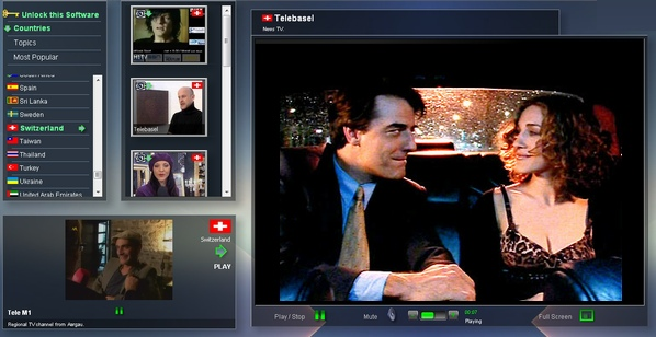 Online TVbox Screenshot
