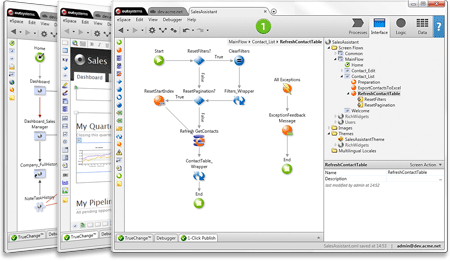 Agile Platform Community Edition Screenshot