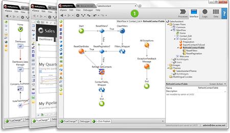 Agile Platform Community Edition Screenshot 1