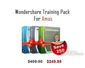 Wondershare Training Pack Screenshot 3