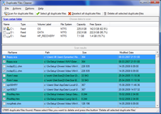 Duplicate Files Cleaner Screenshot 1
