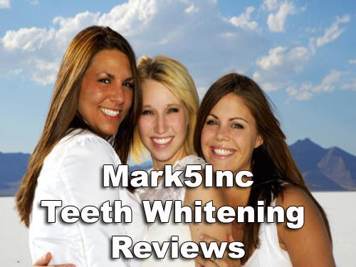 Teeth Whitening Reviews Screenshot