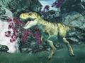 Tyrannosaurus Rex 3D Screensaver 1