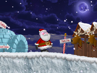 Christmas Eve Crisis Mac Screenshot 1
