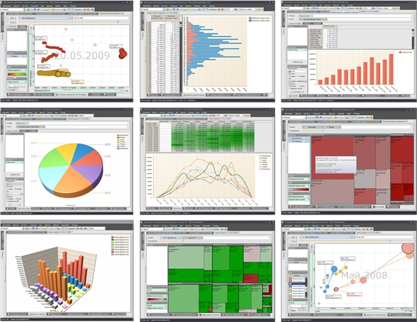 Business Analysis Tool Desktop Screenshot