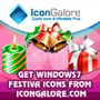Windows7 Festival Icons 1