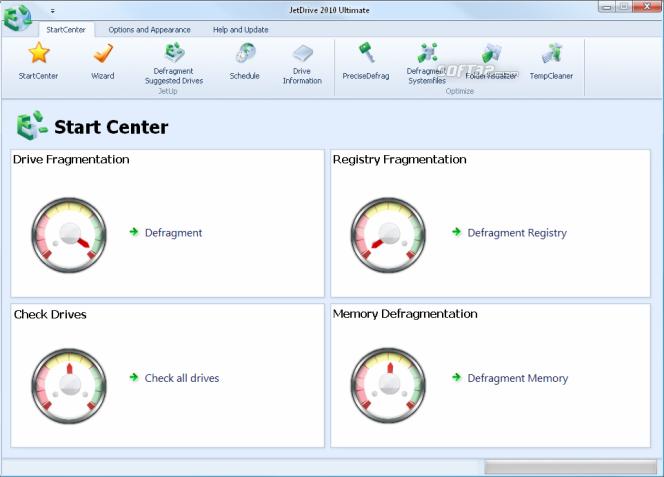 JetDrive Screenshot 3