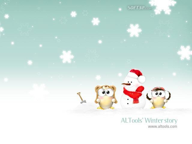 ALTools Christmas Wallpaper Screenshot 3