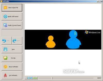 SwfModify Screenshot 3