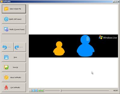 SwfModify Screenshot 1