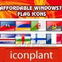Windows7 Flag Icons Screenshot 2