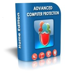 Advanced Computer Protection - Home Edition Screenshot 1
