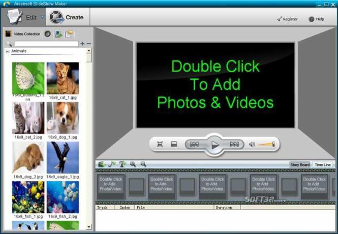 Aiseesoft SlideShow Maker Screenshot 2