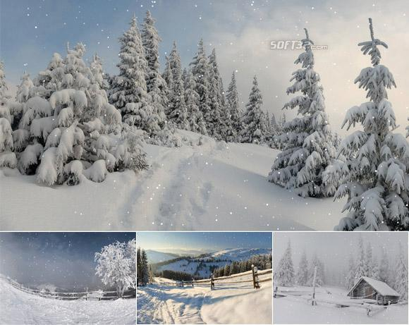 Animated Winterscapes Screenshot 3