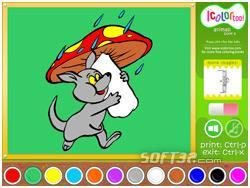 I Color Too: Animals 4 Screenshot 3