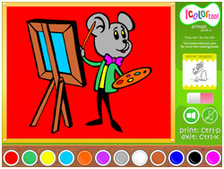 I Color Too: Animals 6 Screenshot
