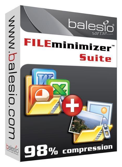 FILEminimizer Suite Screenshot 3