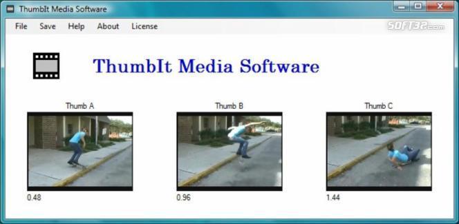 ThumbIt Freeware Screenshot 2
