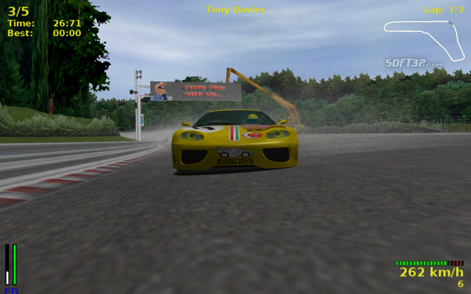 jalada Ultimate Racing Screenshot 2