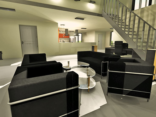 3D Home Design by LiveCAD Screenshot 1