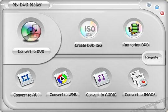 My DVD Makerr Screenshot