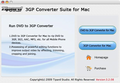 Tipard 3GP Converter Suite for Mac 1