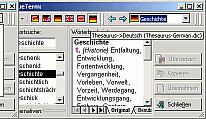 Free online Dictionary German PC Screenshot 1