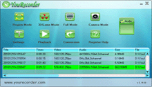 YouRecorder Screenshot 1