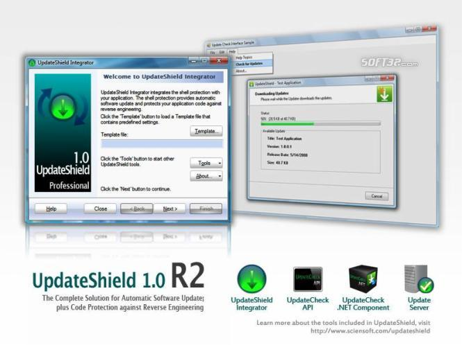 UpdateShield Screenshot 2