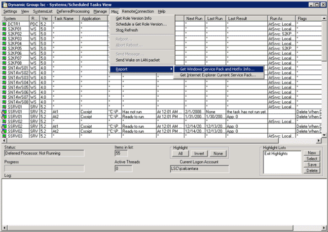 Task Scheduler Pro Screenshot 1