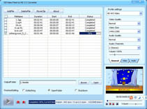 DDVideo Flash(SWF) to HD Converter Screenshot 1